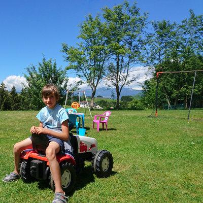 attivita per bambini in giardino