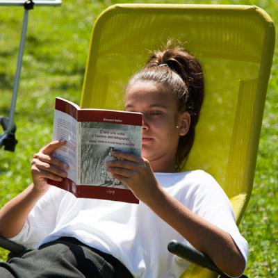 lettura e relax ad asiago