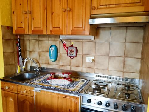 cucina appartamento gnoma fragolina
