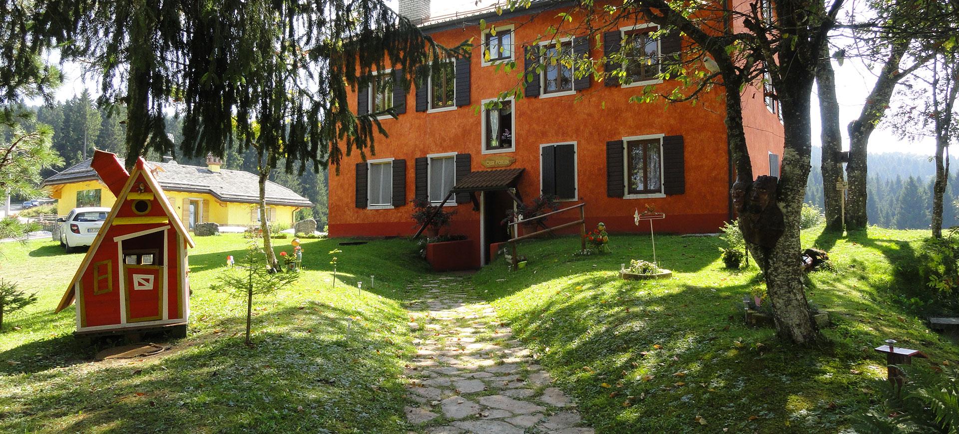 Casa poslen asiago appartamenti per ferie e vacanze sull for Casa asiago affitto